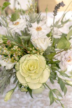 Stunning florals Photo Credit: Chris J Evans Photography