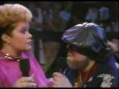 the Great Etta James and Dr. John