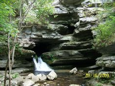 Cave opening at Blanchard Springs, Mountain View Arkansas Mountain View Arkansas, Blanchard Springs, Arkansas Waterfalls, Ares, Oceans, Rivers, Missouri, Oklahoma, State Parks