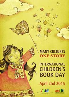 April 2, 2015 is International Children's Book Day (ICBD)! Check out our special collections of accessible digital books for kids at Learn more about ICBD 2015 at http://www.ibby.org/269.0.html. And for a list of children's books available worldwide in accessible digital formats, see  https://www.bookshare.org/search?booksToSearch=WORLDWIDE&categories=Children%27s+Books. (ICBD 2015 poster image: A little girl with a butterfly net catches flying books) #a11y #literacy #reading