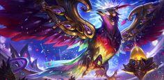 """""""League of Legends"""" ganha skin inspirada no Carnaval brasileiro"""