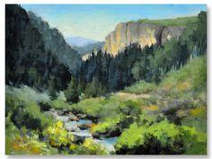 """Brush Creek"" by Cheryl St. John"