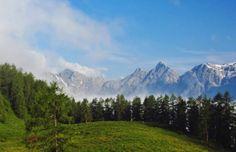 Panorama der Teufelshörner in den Berchtesgadener Alpen: http://www.alpen-guide.de/reisefuehrer/uebersicht/berchtesgadener-land