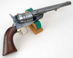 Original Colt Richards Conversion based on the Model 1860 Army cap & ball revolver.