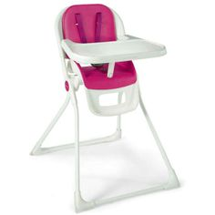 Baby Shop | Babies Products | Online Baby Store - Baby Kingdom - Mamas & Papas Pixi Highchair Raspberry