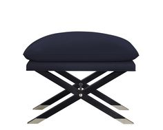 Pompadour Ottoman | The Jacques Garcia Collection | Baker Furniture