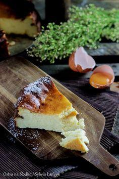 SERNIK CASTINGOWY -NAJLEPSZY SERNIK NA ŚWIECIE! Master Chef, Cheesecakes, Christmas Cookies, Love Food, Paleo, Food And Drink, Health Fitness, Cooking Recipes, Pudding