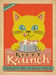 Kitty Krunch print