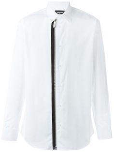540392655c72d Chemise à Zip Dsquared2, Luxury Fashion, Button Downs, Men Shirt, Dress  Shirts
