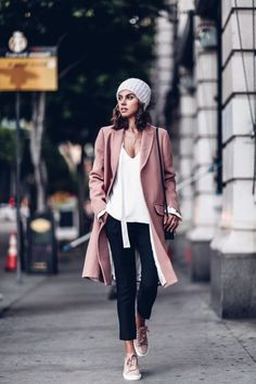 Pastel Clothes For Women Winter 2018 (10)