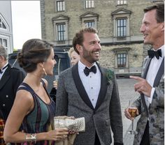 50 years of Countess Alexandra Friday night, Prince Joachim and Princess Marie attended the 50th anniversary of the Countess Alexandra, ex wife of Joachim, which was held in Copenhagen.