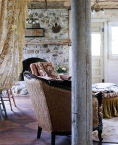Extravagantní bydlení pro kouzelnici nebo elfku   Styl a Interier