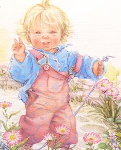 Toddler giving the Peace Sign Lisi Martin by PrincessOzma on Etsy, $2.50