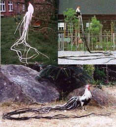 The Onagadori - Longtail King of Fowls