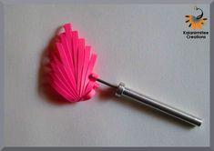 """Résultat de recherche d'images pour """"paper quilling comb technique"""""""