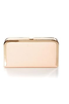 Blast From The Pastel Pale Pink Clutch; lulus.com