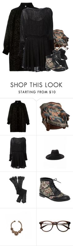 """Untitled #900"" by ruthierue ❤ liked on Polyvore featuring Yves Saint Laurent, Zac Posen, COSTUME NATIONAL, Aerie and ASOS"