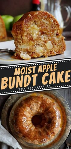 Big chunks of apples nestled into a cinnamon spice cake batter and covered in glorious homemade caramel sauce, this Apple Bundt Cake stands the test of time. This Thanksgiving cake idea is best served with a nice and thick caramel sauce! Save this pin. Easy Cake Recipes, Baking Recipes, Dessert Recipes, Pound Cakes, Layer Cakes, Apple Desserts, Sweet Desserts, Cupcake Cakes, Cupcakes