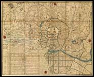"""""""Mapping Social Hierarchies onto the City of Edo""""... http://www.oshermaps.org/exhibitions/map-commentaries/social-hierarchies-edo"""