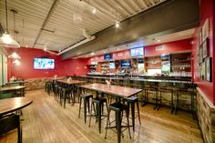 All Star Bar and Grill at Chelsea Piers in Stamford, CT Stamford, Chelsea, How To Memorize Things, Bar, Design, Home Decor, Homemade Home Decor, Interior Design