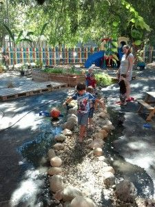 What began as a possibility has rejuvenated Caring Connection Children's Center into a new-found LOVE! It's all about our Nature Playscape or Outdoor Classroom! We have ditched the metal and temporary plastic and instead have incorporated a growing and changing, natural play space, into the yards of …