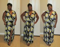 Sew much to do, Sew little time  Mimi G's Front Slit Maxi