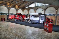 Peugeot Le Bistrot du Lion Concept Redefines the Food Truck - Automobile Magazine Truck Restaurant, Mobile Restaurant, Peugeot, Food Trucks, Automobile, Transportation Technology, Luxury Food, Food Trailer, Ventilation System