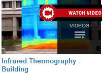 Thermography buildings videos at http://www.youtube.com/playlist?list=PLfDhf4vwB9gIVNfOlWD5POhKtonc9axAg