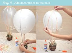 diy hot air balloon %u2013 Google Search