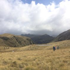 Heading into the big country, Mt Burns, Hunter Mountains, Fiordland #newzealand #hiking