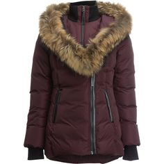 Mackage - Adali Down Jacket - Women's - Bordeaux