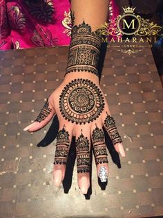 130 Simple and Easy Mehndi Designs For Hands - Mehndi designs - Hand Henna Designs Easy Mehndi Designs, Henna Hand Designs, Pakistani Mehndi Designs, Latest Mehndi Designs, Henna Tattoo Designs, Mehandi Designs, Bridal Mehndi Designs, Mehndi Designs Finger, Arabic Henna Designs