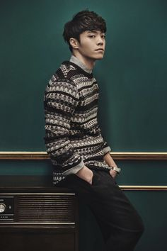 Eddy Kim Second Mini Album: Sing Sing Sing (2015.01.21)