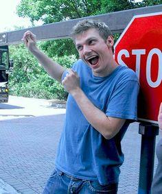 Stop...it's Nick Carter! lol