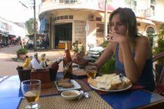 Video 25 – Probando la gastronomía de Camboya en Kratie