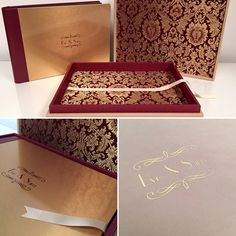 Groom's waistcoat material has been used in the box lid Wedding Albums, Band, Artist, Photography, Beautiful, Sash, Photograph, Wedding Scrapbook, Artists