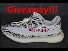 925be02863d Free Giveaway Yeezy 350 V2 Zebra Jordan Shoes Online