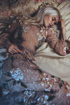 Tender Is The Night / Abbey Lee Kershaw by Lachlan Bailey for Vogue China May 2012