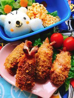 寒い朝はゆっくり寝たい♡時短を叶えるお手軽お弁当レシピ10選 - LOCARI(ロカリ) Bento Box Lunch, Chicken Wings, Yahoo, Food And Drink, Meat, Cooking, Recipes, Kitchen, Cuisine