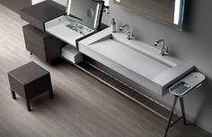 contemporary%20and%20modern%20vanity%20bathroom%20storage Dedeckers Versatile 01 Modern Dressing Table / Sink Stand