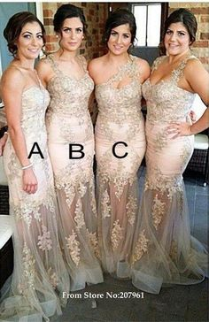beads onyx Picture - More Detailed Picture about Romantic Lace Beaded Long Bridesmaid Dresses For Wedding See through Maid of Honor Gowns Mermaid Wedding Party Gowns Picture in Bridesmaid Dresses from Romantic Bridal Wedding Dresses Store | Aliexpress.com | Alibaba Group