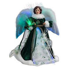 Are you looking for Lighted Angel Christmas Tree Toppers? You 'll find plenty of Lighted Angel Christmas Tree Toppers for your Christmas Tree Decor. Ghost Of Christmas Past, Christmas Tree Tops, Angel Christmas Tree Topper, Christmas Angels, Christmas Tree Decorations, Xmas, Lighted Angel Tree Topper, Light Angel, Colorful Trees