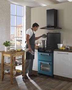 The Stoves Mini-range cooker