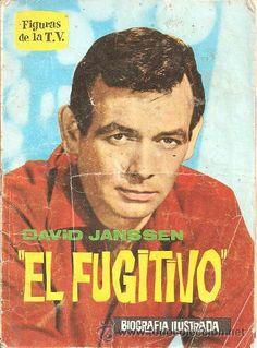 El fugitivo programa de tv de los años 60 - 70