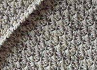 Easy Crochet Pattern for Blanket