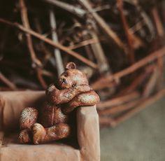 Очаровательные мишки Надежды Хохловой
