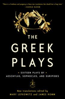Why Are Greek Plays
