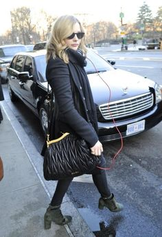 Chloe Moretz in NYC, January 11th