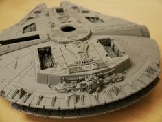 Another MPC Millennium Falcon Modification - Page 6