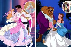 These Reimagined Disney Princesses Based On Their First Concept Art Will Make You Say,
